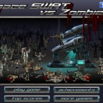 Space SWAT vs Zombies Screenshot