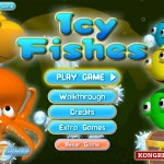 Icy Fishes Screenshot