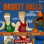 BasketBalls Level Pack Screenshot