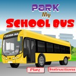 Park My School Bus Screenshot