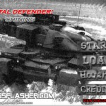 Metal Defender: Shining Screenshot