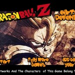 DragonBall Z: Earth Defender Screenshot