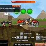 Rod Hot`s Hot Rod Racing Screenshot