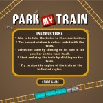 Park My Train Screenshot