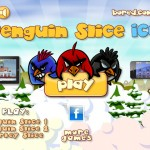 Penguin Slice Ice Screenshot